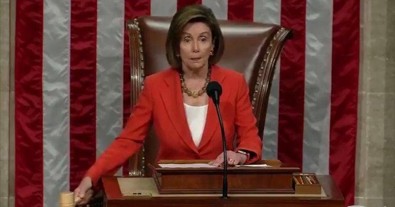 Nancy Pelosi says if members of Congress were accomplices to this insurrection, they could be prosecuted