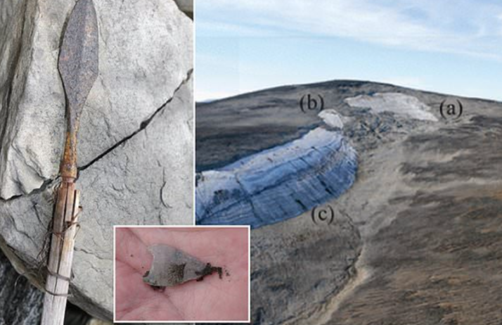 Trove Of Ancient Arrows Dating Back 6,000 Years Is Discovered On Norwegian Mountain